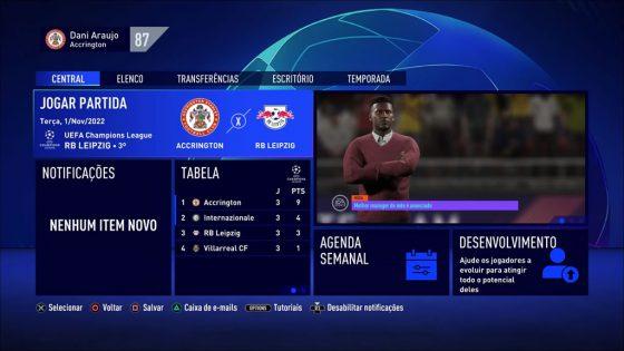 Modos de jogo FIFA 21: conheça os principais e suas características!