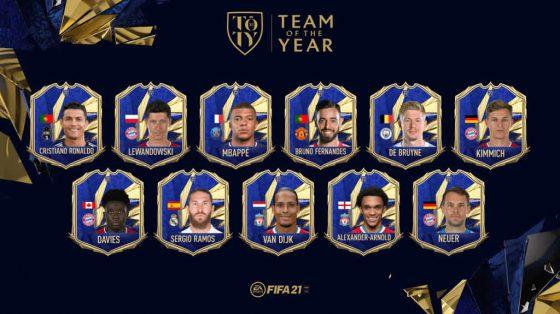 Time da FIFA 2021: Time TOTS, Melhores Times e Times Brasileiros!