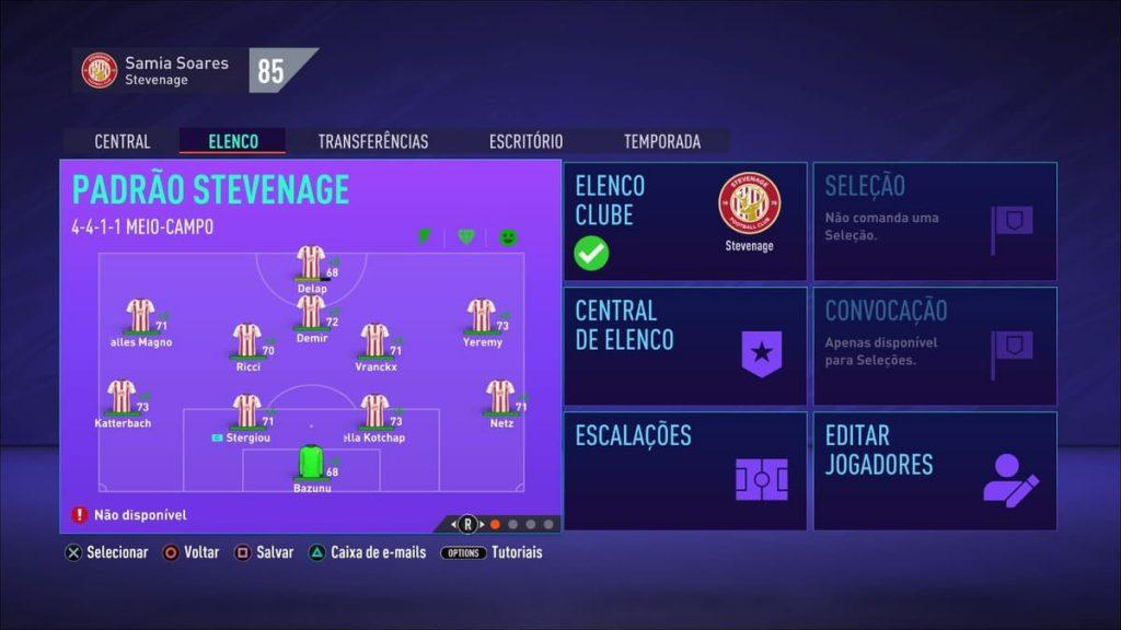 Como colocar jogador na lista de transferência FIFA 21?