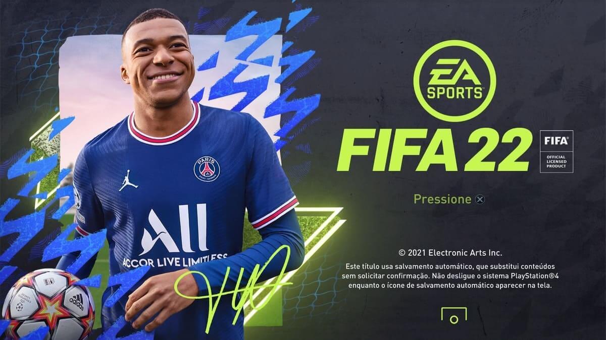 lançamento FIFA 22: conheça todas as novidades